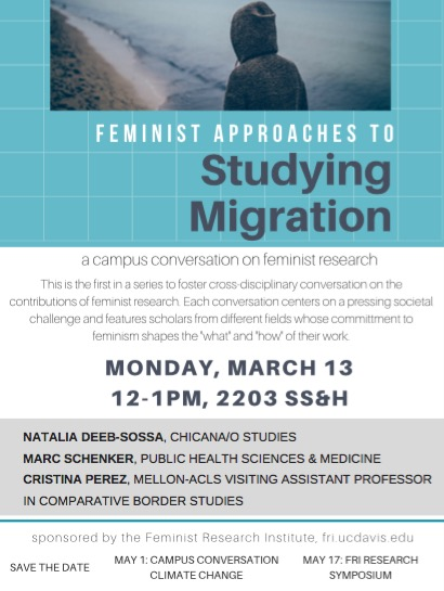 Feminist Approaches to Studying Migration Poster