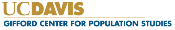 Gifford Center for Population Studies logo